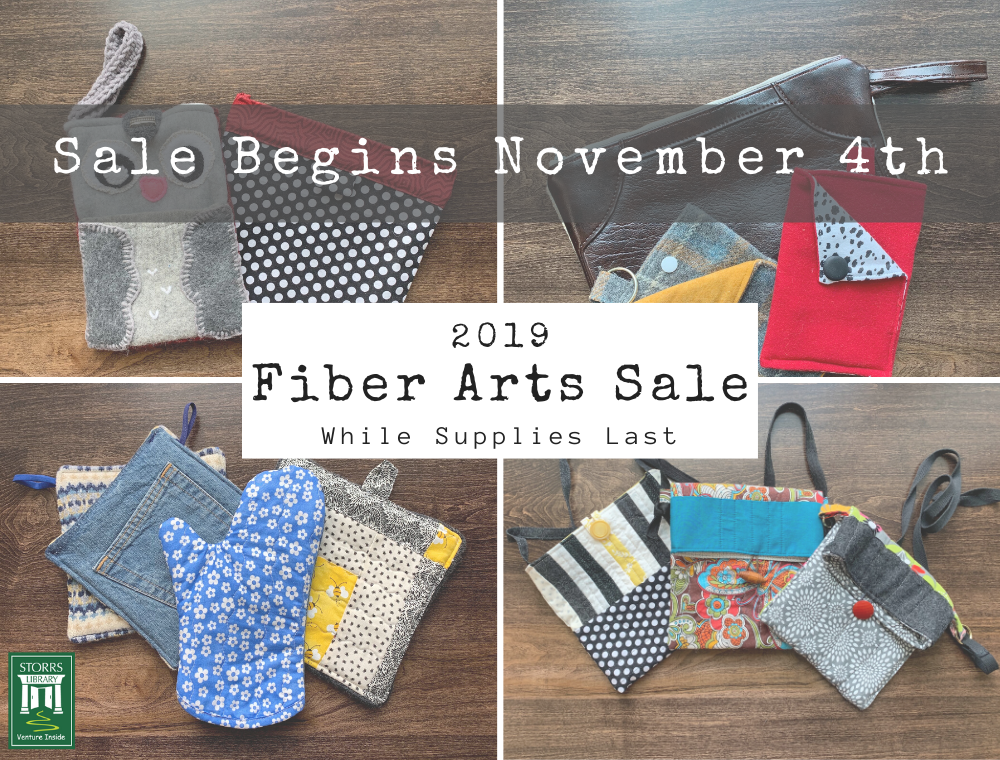 Copy of Fiber Arts Sale