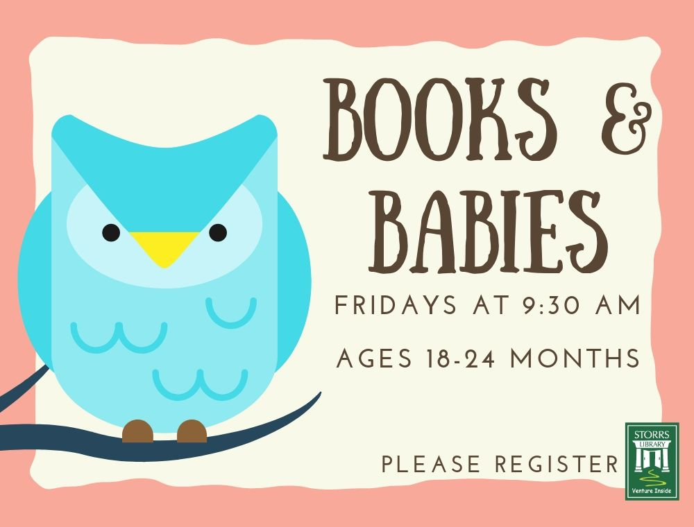 Book and Babies Fall session