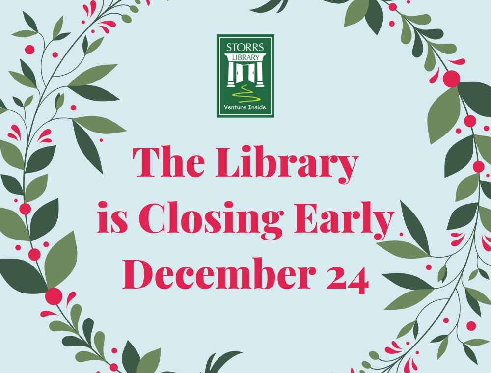 Flyer For Christmas Eve Closing