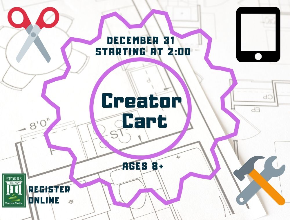 Flyer For Creator Cart
