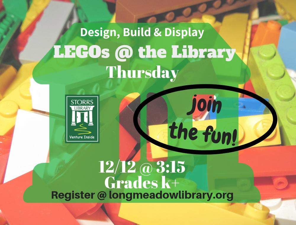 LEGO Dec 12