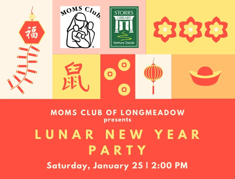 Flyer for Lunar New Year
