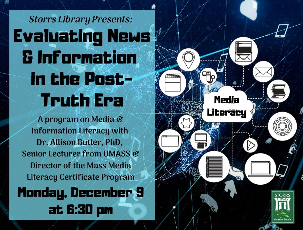 Flyer for Tech Talk