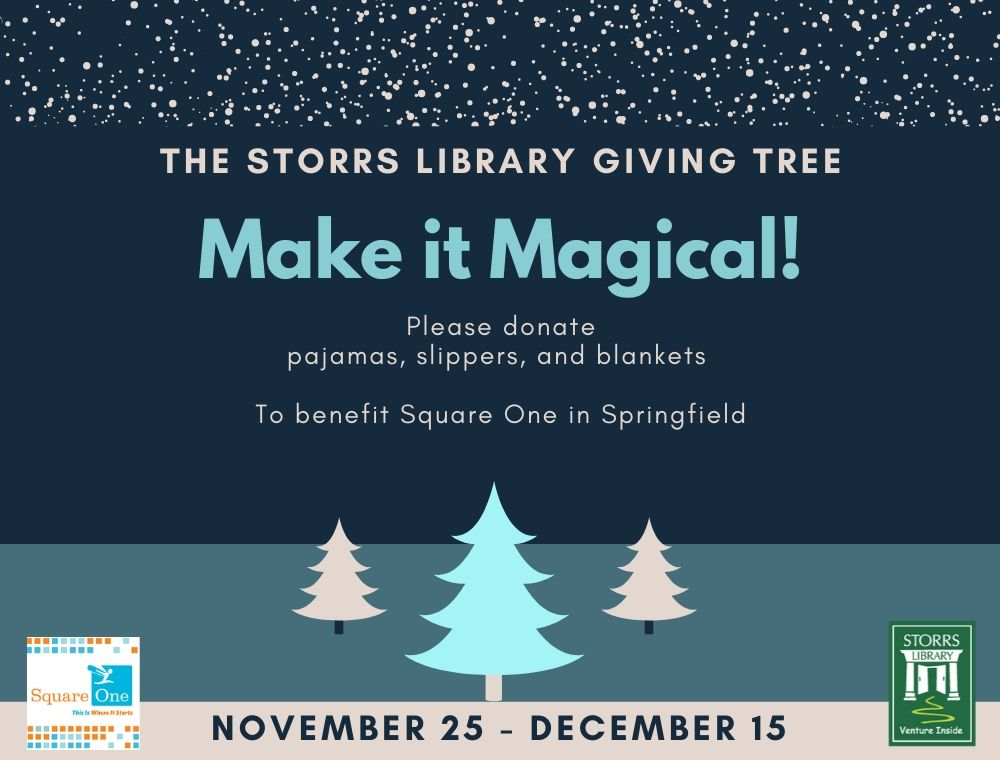 Flyer For The Giving Tree