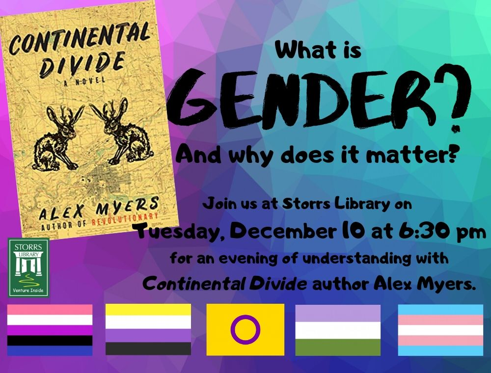 Flyer for What is Gender
