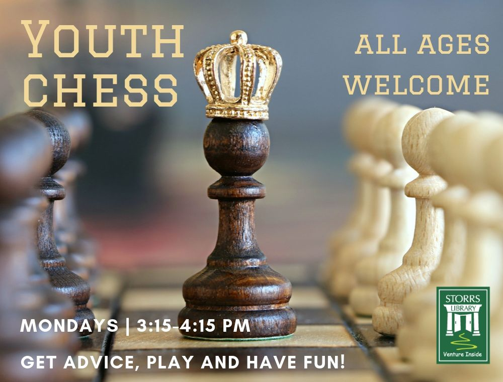 Flyer for Youth Chess