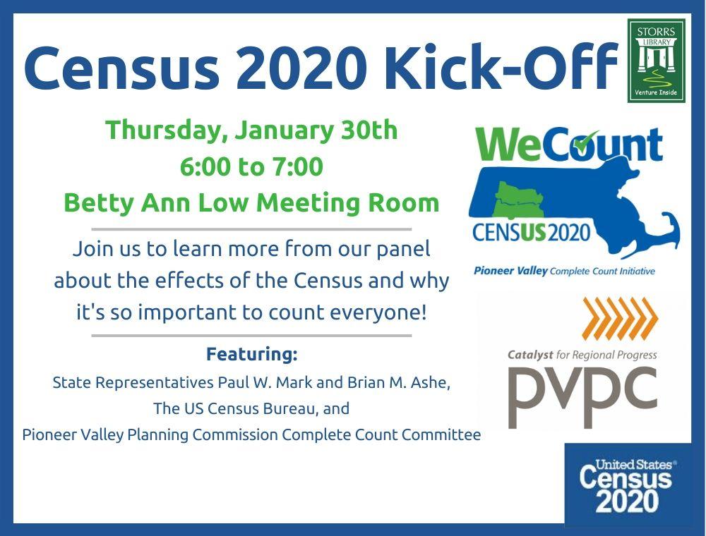 Census Kick Off