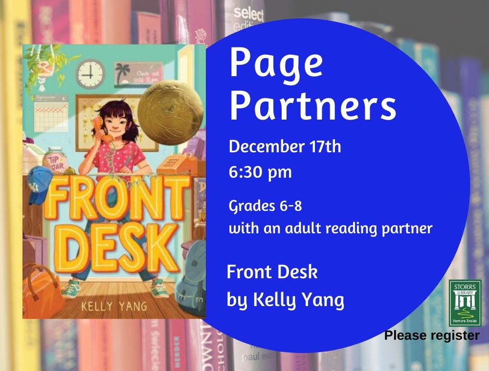 Flyer for Page Partners