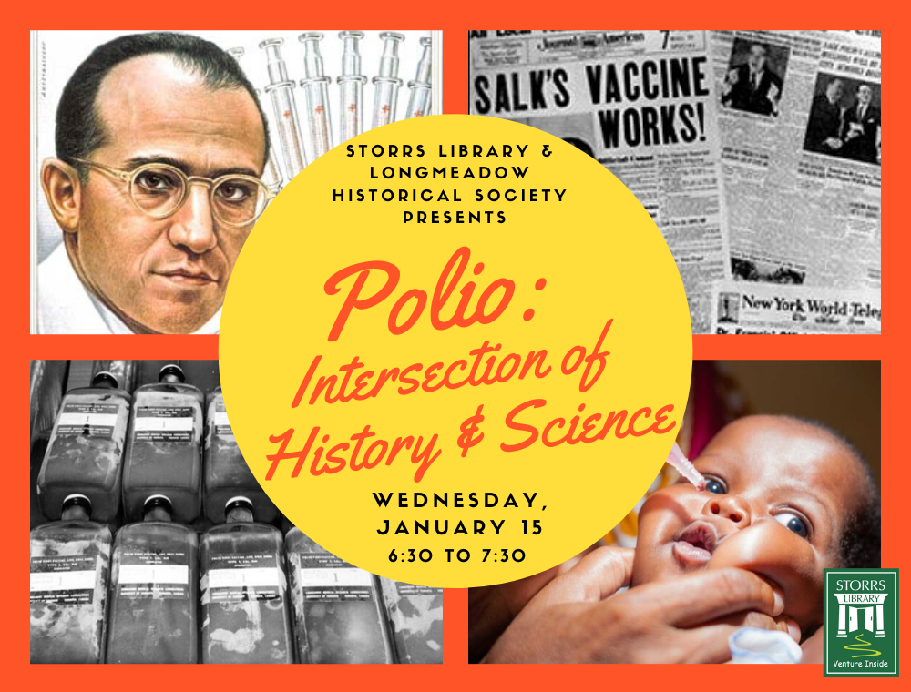 Flyer for Polio