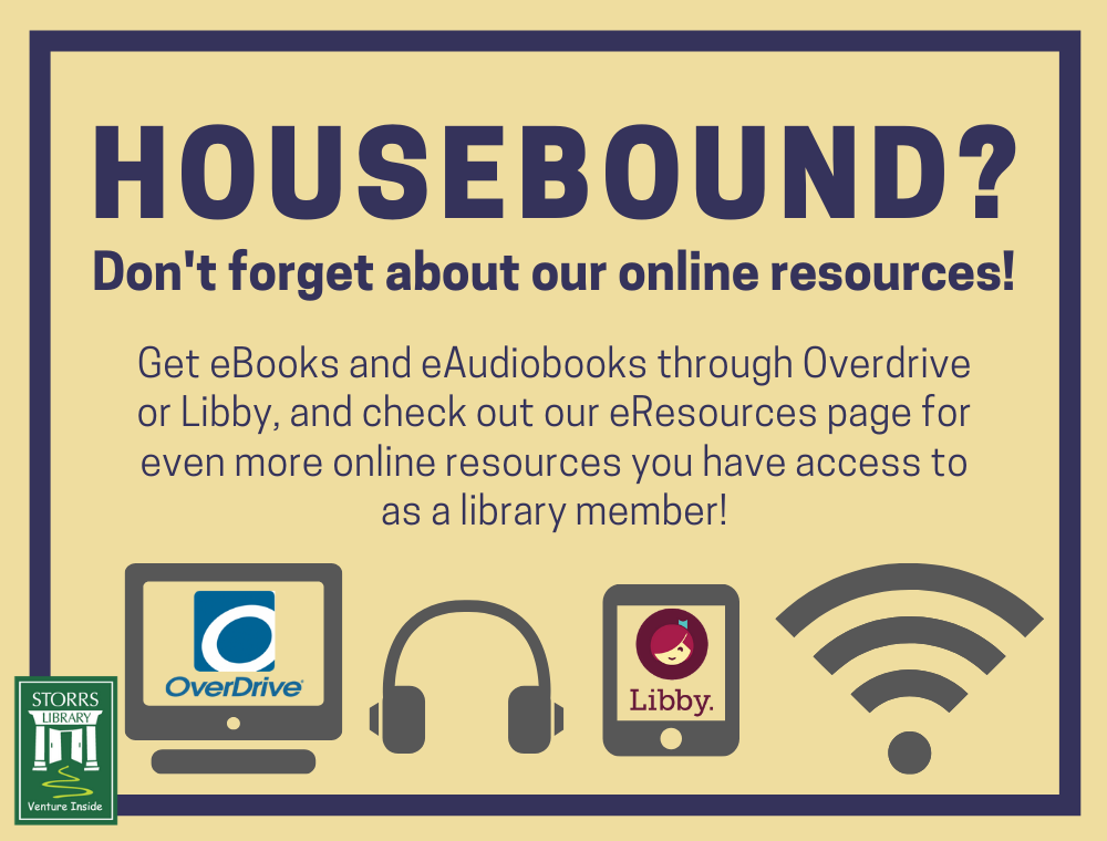 Storrs Library EResources