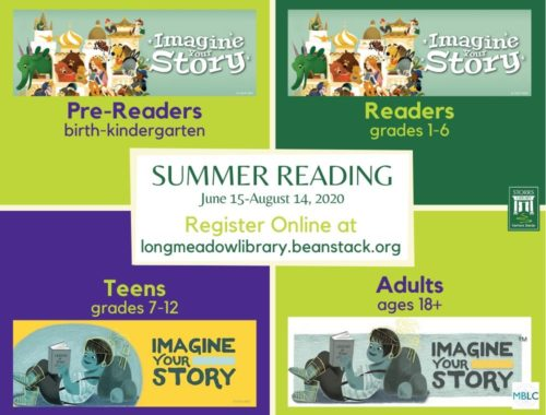 Summer Reading Is HERE! Register Today!