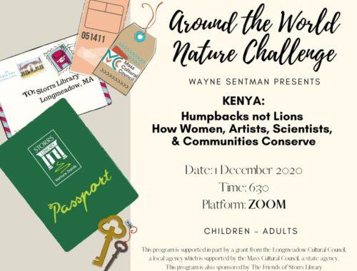 Around The World Nature Challenge: Kenya