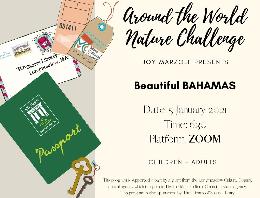 Flyer for Beautiful Bahamas