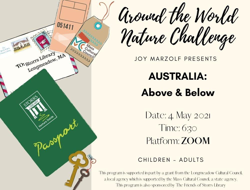 Flyer for Australia