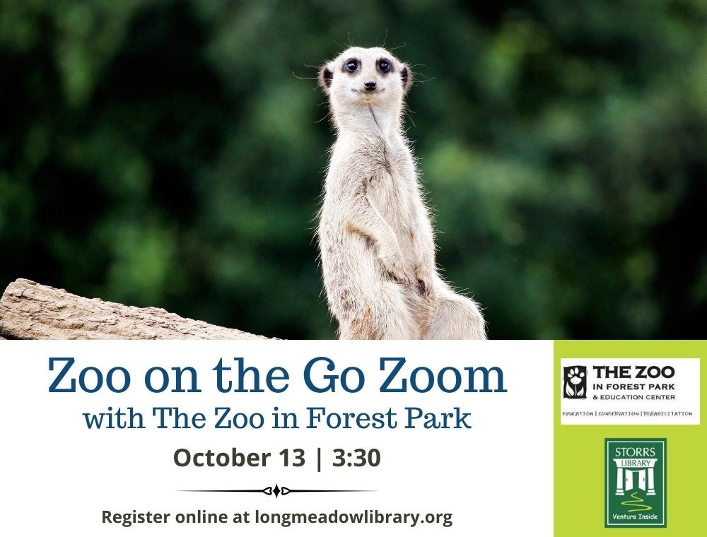 Flyer for Zoo on the Go October