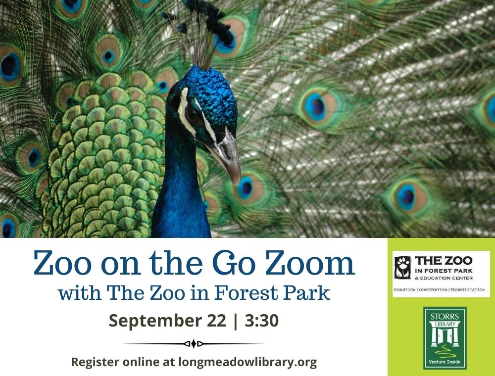 Flyer for Zoo on the Go September