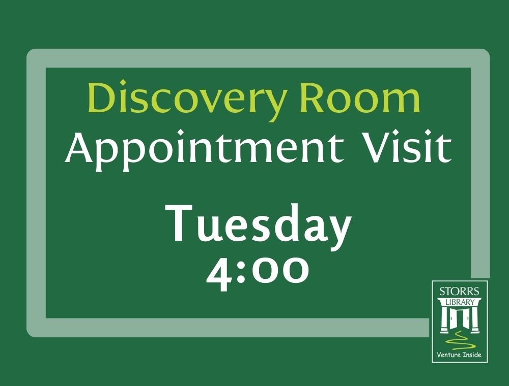 Youth Appointment Visit Tuesday 4:00