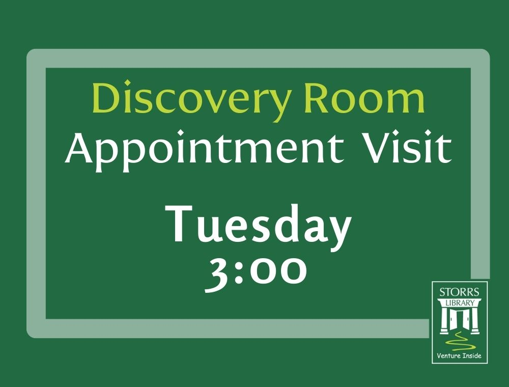 Youth Appointment Visit Tuesday 3:00