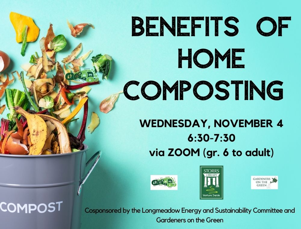 Flyer for Benefits of Composting (Gr. 6 - Adult)