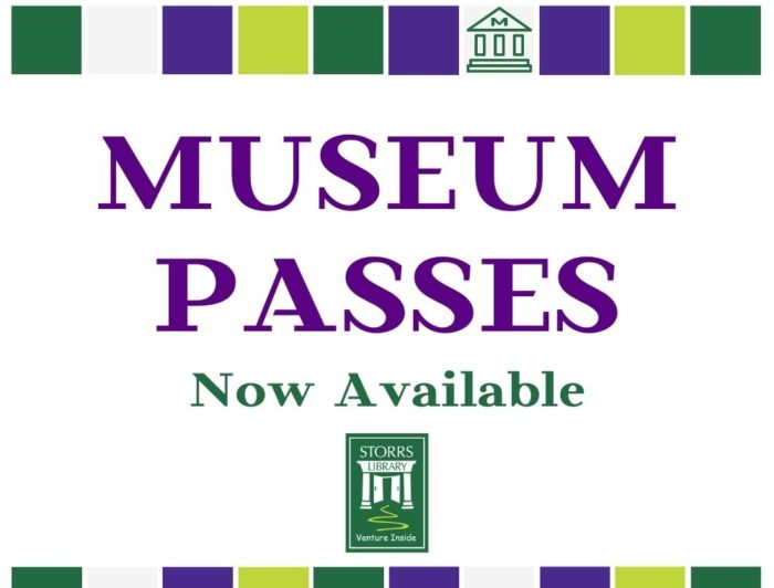 Flyer For Museum Passes