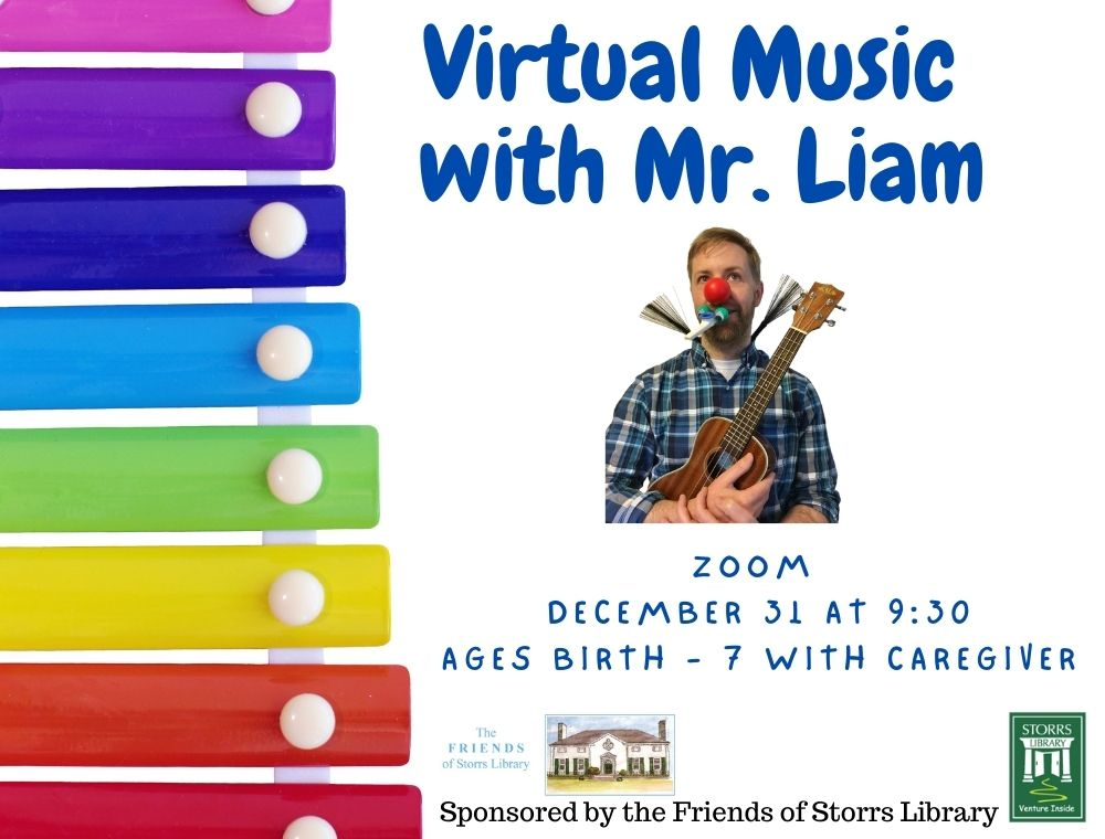 Flyer for Virtual Music