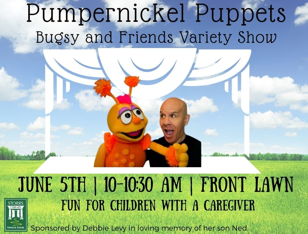 Flyer for Pumpernickel Puppets