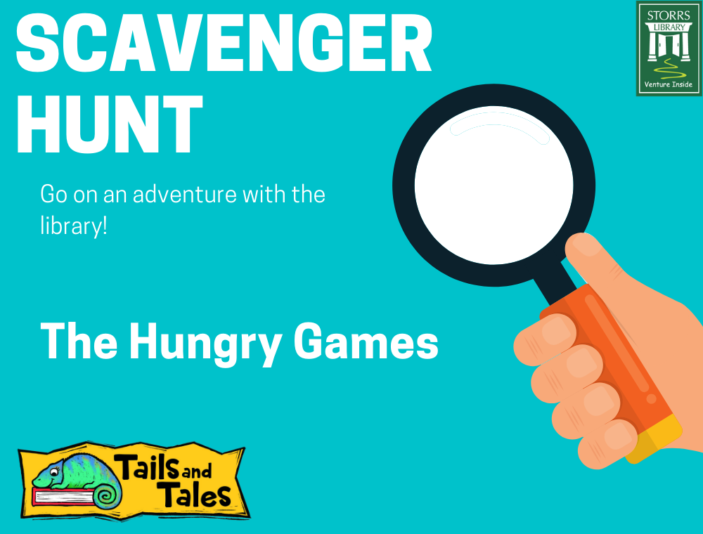The Hungry Games Scavenger Hunt