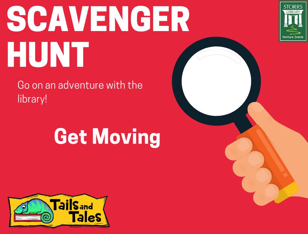 Get Moving Scavenger Hunt