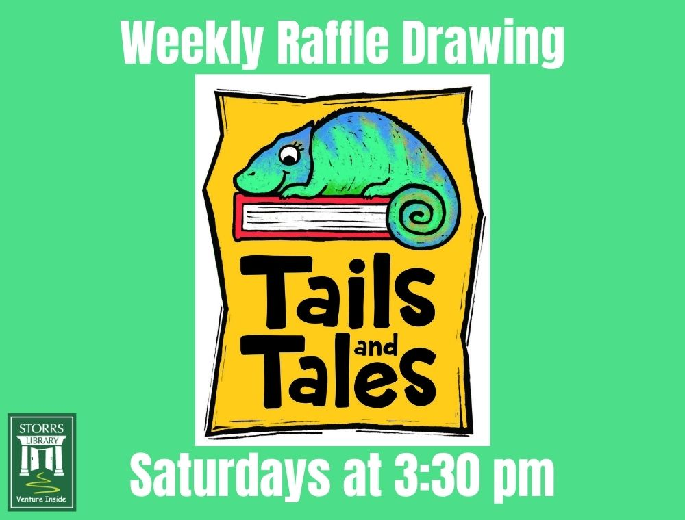 Flyer for Children Weekly Raffle Drawing