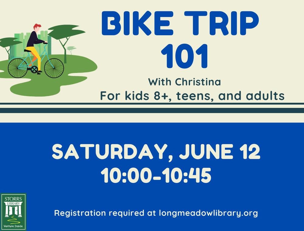 Flyer for Bike Trip 101