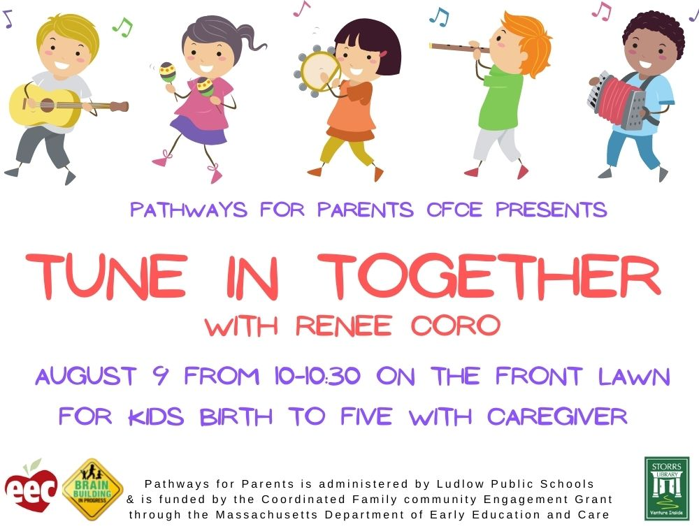 Tune in Together with Renee Coro