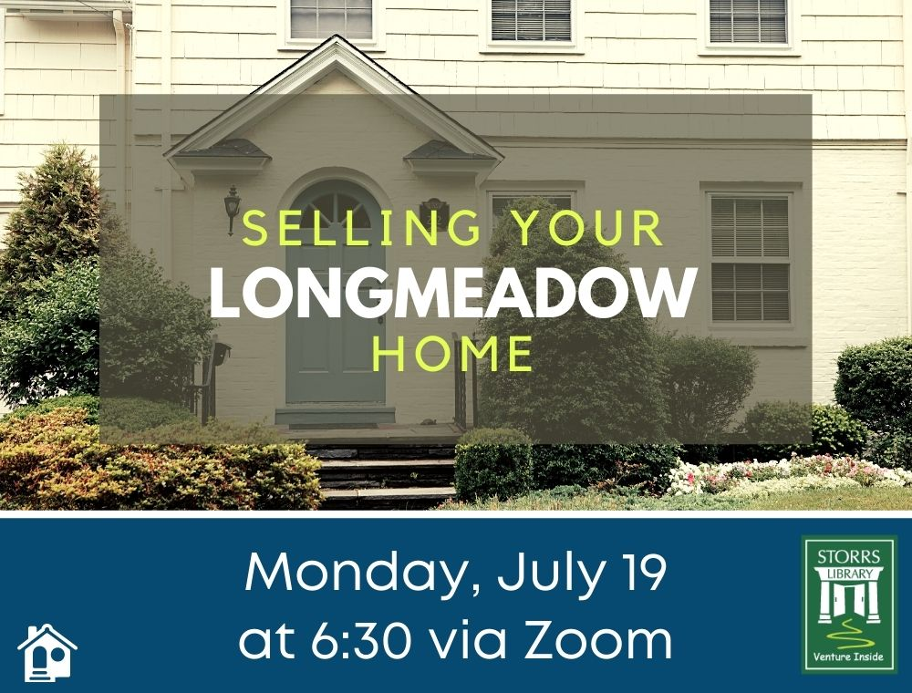 Flyer for Selling Your Longmeadow Home