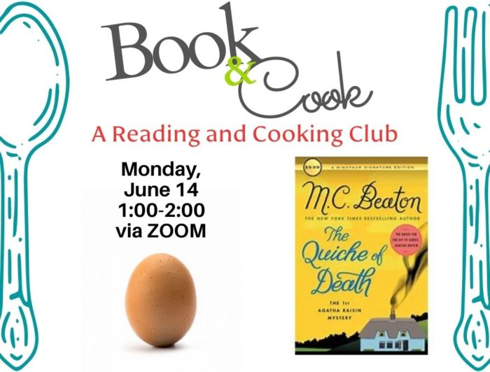 Book and Cook Cooking Club