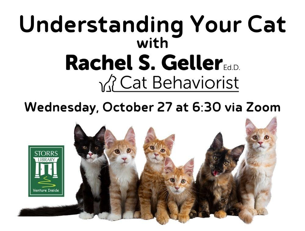 Flyer for Understanding Your Cat