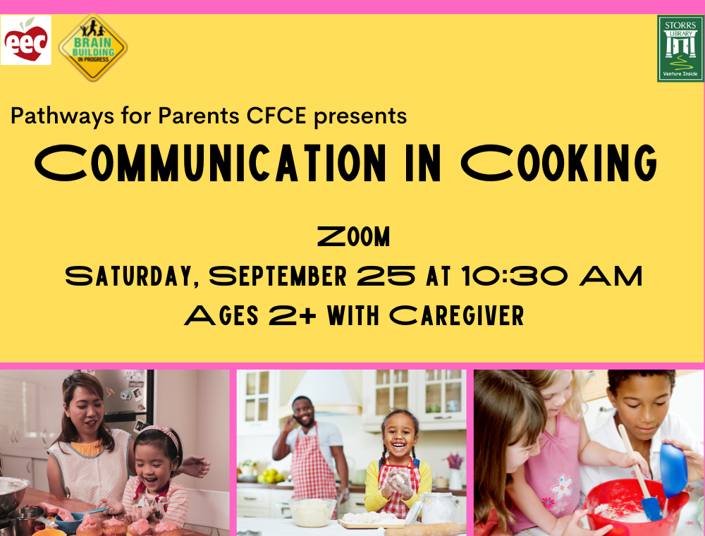 September Communication in Cooking