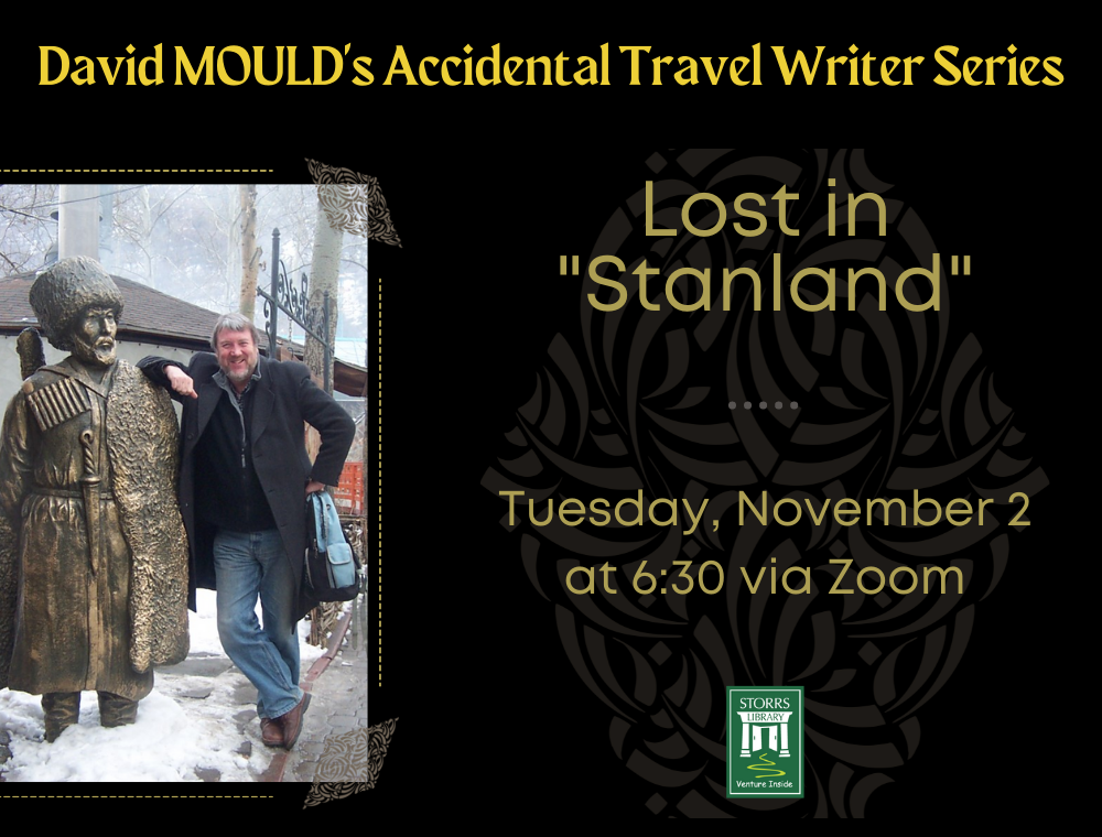 Flyer for Lost in 'Stanland'