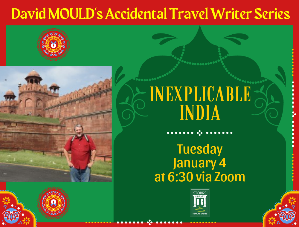 Flyer for Inexplicable India