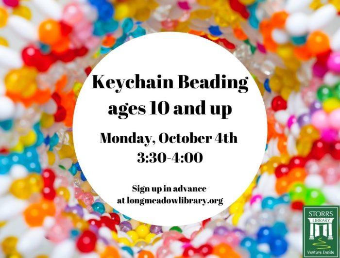 Keychain Beading