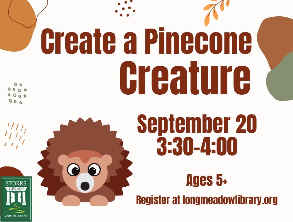 Create a Pinecone Creature program