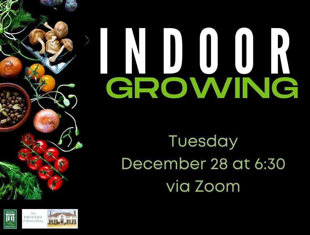 Flyer for Indoor Growing