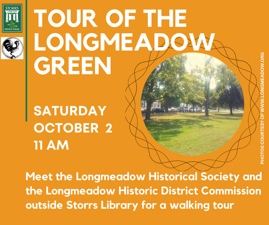 Tour of Longmeadow Town Green