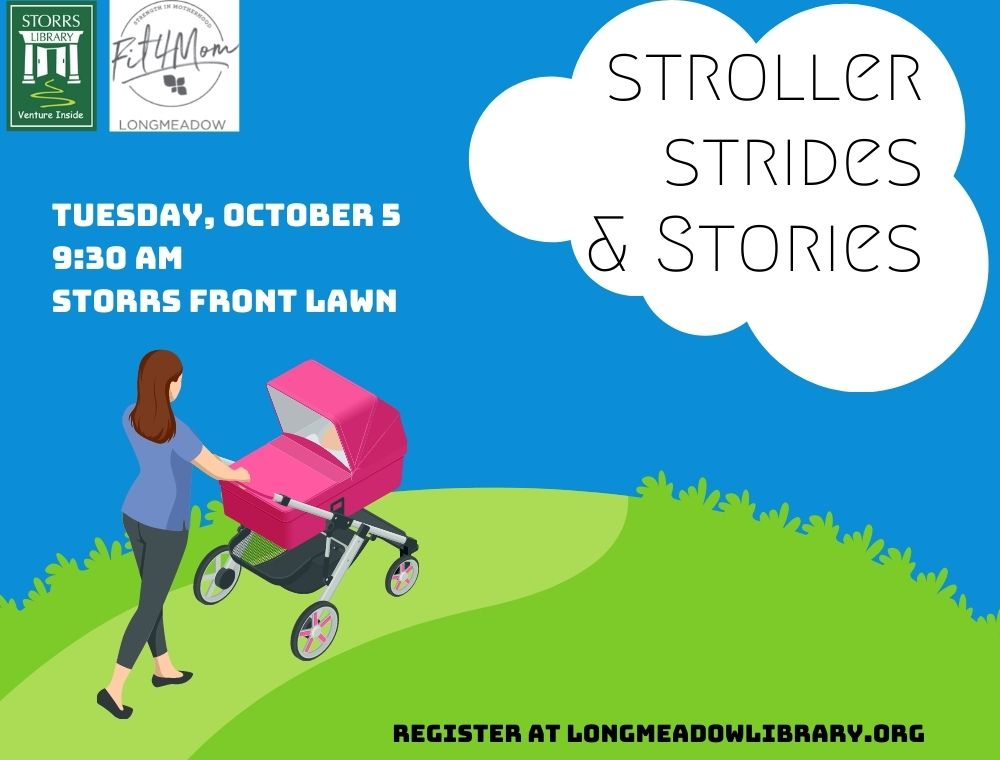 Stroller Strides and Stories with Fit4Mom
