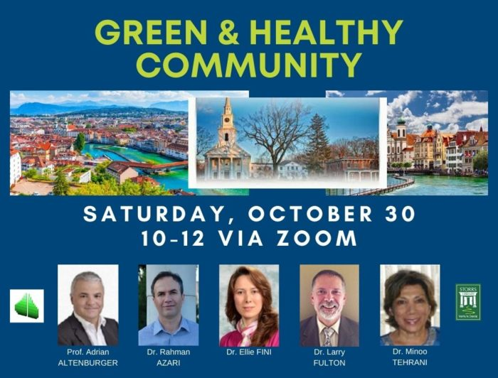 Green And Healthy Community