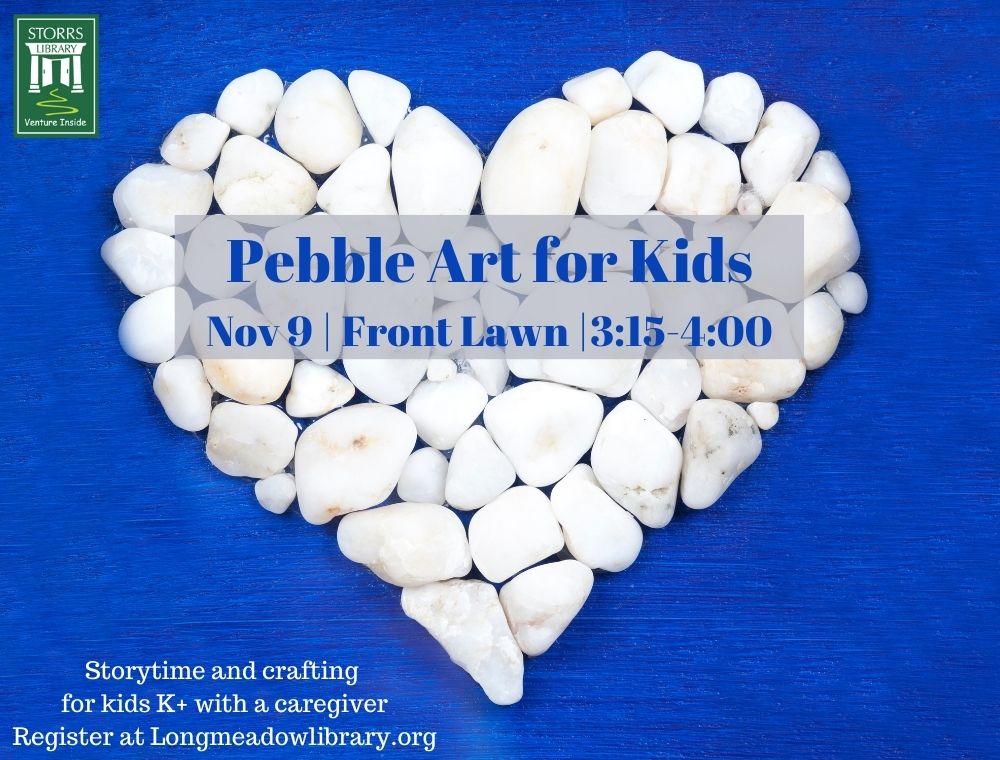 Pebble Art for Kids