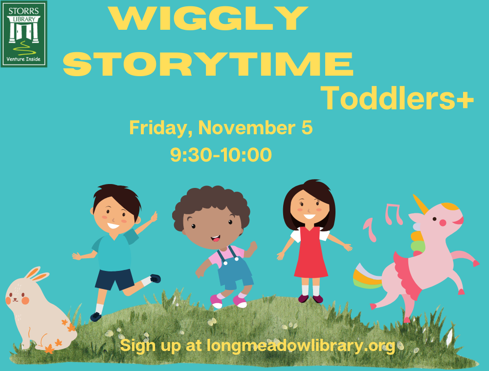 Wiggly Storytime Flyer